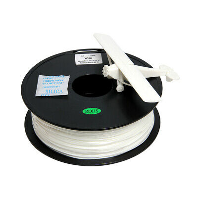 No Taxs! Geeetech 1kg 1.75mm PLA Filament White for 3D Printer Ship from UK