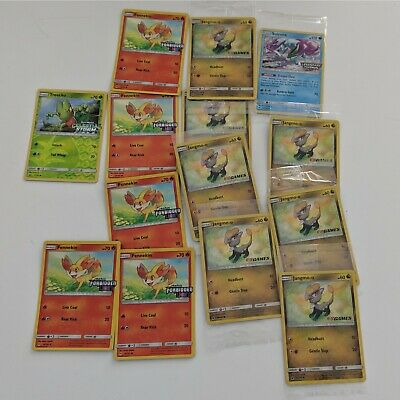 Bulk Lot of Pokemon Cards from EB Games NEW Holo/Shiny Guaranteed. Genuine,