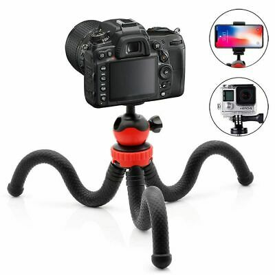 2X(Trepied a Tete Spherique Flexible Pour Iphone, Telephone Android, Gopro, Z5L3