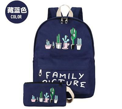 31x42x21cm Cactus If You Can backpack ruck sack Size