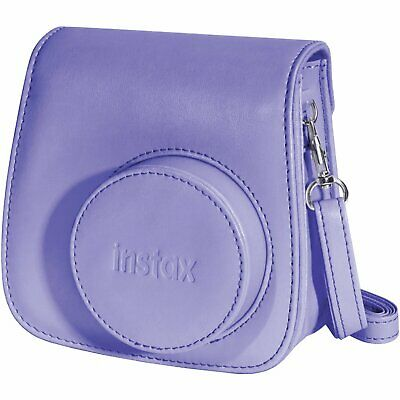 FUJIFILM 600015377 Instax Groovy Camera Case (Grape) - Free ship