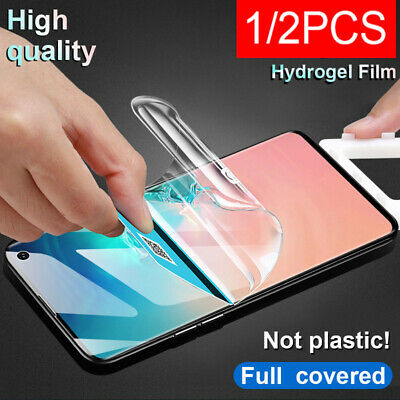 HYDROGEL FLEX Film Screen Protector For Samsung Galaxy S10 S8 S9 Plus Note 9 Sw