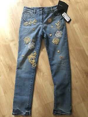 dolce gabbana Jeans Age 12 BNWT RRP£695