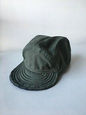 Jeffrey Siu Hand Made Goods Made To Order Ventile Cap Made In England Waterproof