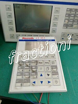 Used Rexroth Operator Interface VCP05.2DSN-003-PB-NN-PW, 2-Year Warranty !