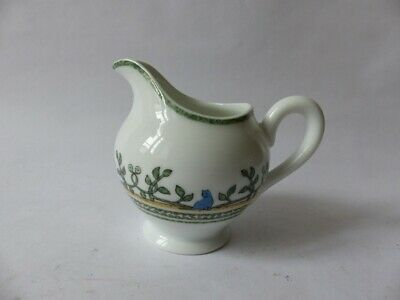Cremier porcelaine HERMES Early America  (28111)