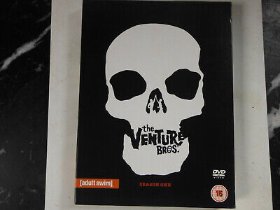 The Venture Brothers - Season One (Adult Swim) [DVD], Very Good DVD, ,