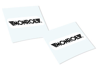 MONROE Classic Retro Car Motorcycle Decals Stickers