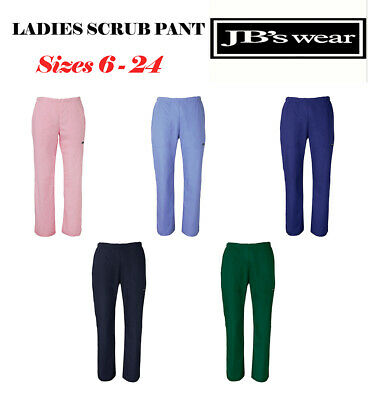 Ladies Scrub Pant Hospital Grade Nursing scrubs Jbs medical scrubs 4SRP1