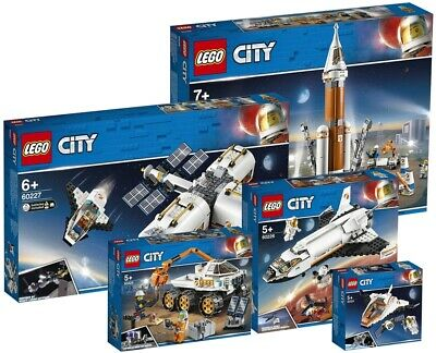 LEGO® City Raumstation 2019 Set NEU & OVP