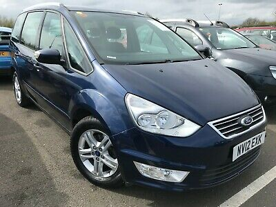 12 Ford Galaxy 2.0 Tdci 140 Zetec P/Shift *7Seats* 1 Former Owner, 9 Ford Stmps