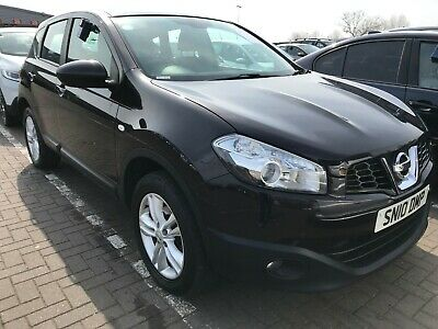 10 Nissan Qashqai 1.5 Dci Acenta Manual-Facelift Model, Alloys, Climate,1F/Owner