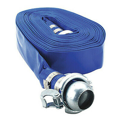 """EAGLE A008-0960-0050 Discharge Hose Assembly,6""""x50ft."""