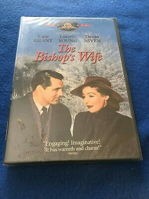 """the Bishop's Wife (cary grant)  DVD -new never been opened- """"free shipping"""""""