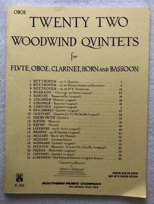 78 DUETS FOR FLUTE AND CLARINET Volume 2 MUSIC BOOK-ADVANCED