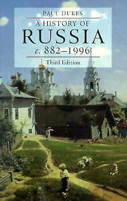 History of Russia : Medieval, Modern, Contemporary, C. 882-1996-ExLibrary