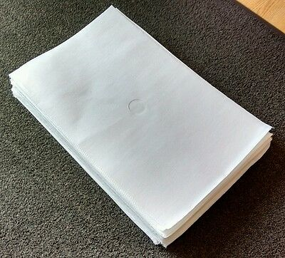 Henny Penny Filter Paper (200 Filter Sheets) £54.00 Only, Postage Free In UK.