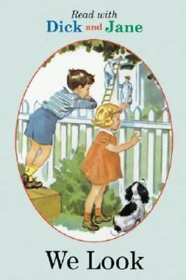 We Look (Read with Dick and Jane (Abdo))-ExLibrary