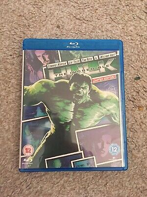 The Incredible Hulk (Blu-ray, 2012)