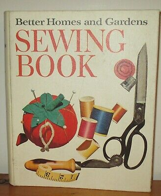 Vintage SEWING BOOK Better Homes & Gardens Hardcover