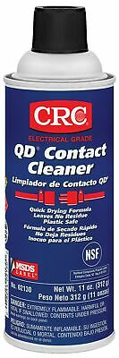 Crc 02130 11 Oz Qd Contact Cleaner