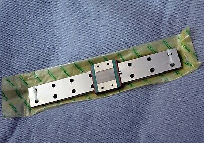Hiwin Linear guide with one block MGW 15 C 1 R310