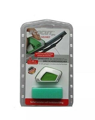 ECOCUT Pro Windscreen Wiper Blades Cutter Restorer New