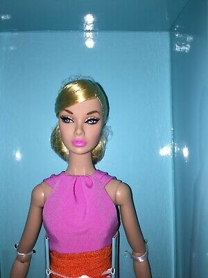Fashion Royalty Poppy Parker Soda Pop Saturday NRFB Doll