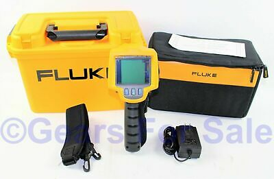 Fluke TIS Thermal Imaging Scanner in Fluke Hard Case