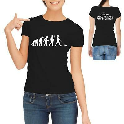 Evolution of Chihuahua Funny Tee Printed Gift T-Shirt