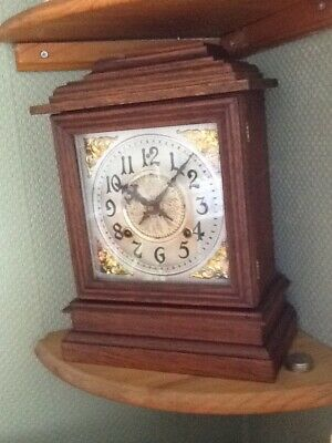 Antique Ansonia Striking Mantle Clock
