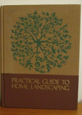 Vintage Book Practical Guide To Landscaping 1979