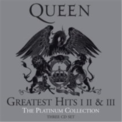 Queen-Greatest Hits I II & III (UK IMPORT) CD NEW