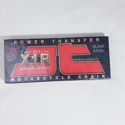 JT 530 Z3 Heavy Duty X-Ring Sealed Drive Chain Steel 122 JTC530Z3122RL
