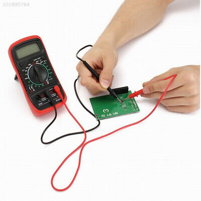 Universal Car Van Digital Multimeter Multi Meter Test Detector Lead Probe 7D11