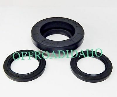FRONT DIFFERENTIAL SEAL ONLY KIT HONDA RUBICON 500 2005-2014 4X4 4WD TRX500