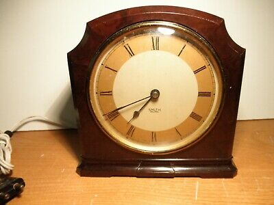 Vintage Smiths Sectric electric clock Made in England