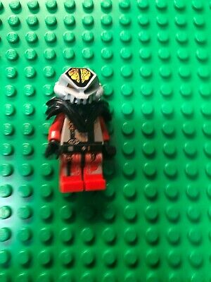 LEGO UFO Space Alien /' Red /' Trans Head Minifigure from Sets 6975 6979 6915