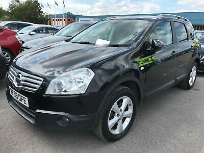 59 Nissan Qashqai +2 1.5 Dci Acenta-7 Seats, Panoroof, Climate, Alloys,Vry Clean