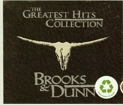 BROOKS & DUNN - The Greatest Hits Collection (Eco-Friendly Packaging) - CD - NEW