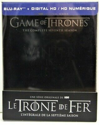 Game of Thrones - Complete Seventh Season Blu-Ray Box Set
