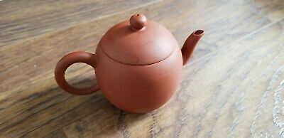 Chinese Yixing Zisha Clay Teapot With Ball Filter