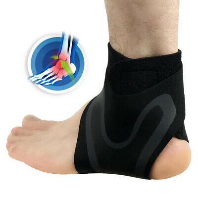 Breathable Adjustable Foot Injury Strap Ankle Support Strap Brace Unisex Fitness