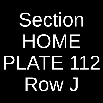 2 Tickets Gwinnett Stripers @ Charlotte Knights 6/26/19 Charlotte, NC