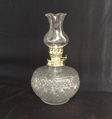 Traditional Oil Lamp #4 - 500ml - 100+hrs burning time.