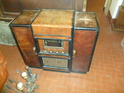 Art Deco' Mobile radio Philips