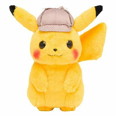 "Pokemon Center Original stuffed movie ""Detective Pikachu"" Pikachu"
