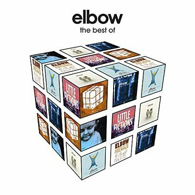 Elbow - The Best Of [CD] Sent Sameday*