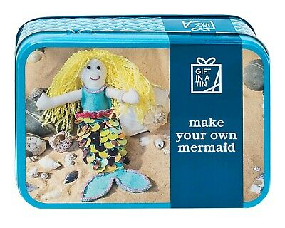 Make your own Mermaid Craft kit. Makes a great gift for both adults and kids.