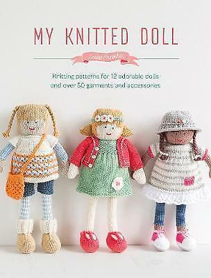 My Knitted Doll by Louise Crowther  NEW Softback 9781446306352